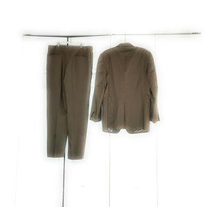 Jos. A. Bank Suits & Blazers - Jos.A.Bank Mens Suit 44 L Pants 39 L Tan Beige